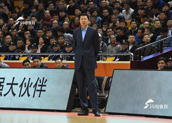 吴庆龙满意文雁行表现 王治郅:国内单打内线不超过五个