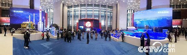 【伟大的变革——庆祝改革开放40周年大型展览之八】新时代清明上河图式的史诗般壮美画