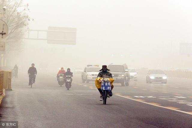 注意!明起京津冀及周边将出现重污染天气