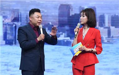 山东卫视2019优质资源共享会 姜超等帮打Call