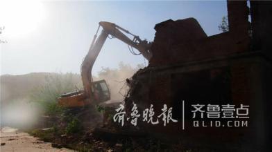 济南今年拆违3423万平方米,拆违总量全省排第一