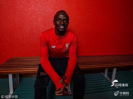 利物浦官方宣布与马内续签长约 曝新合同至2023年