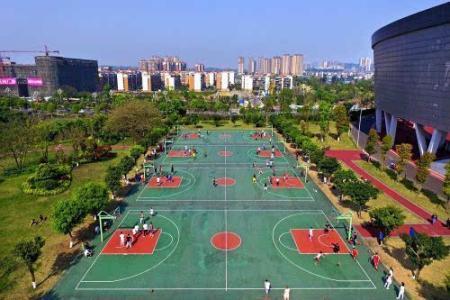 """聊城最新规划:城市社区将建设""""15分钟健身圈"""""""