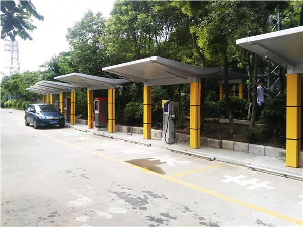 充电站建设布局高速公路 让电动汽车跑的更远