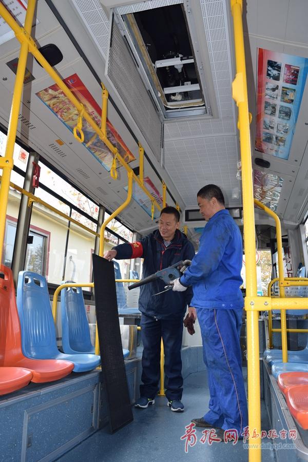 117条公交线路下月起开空调票价涨至2元 至次年3月15日