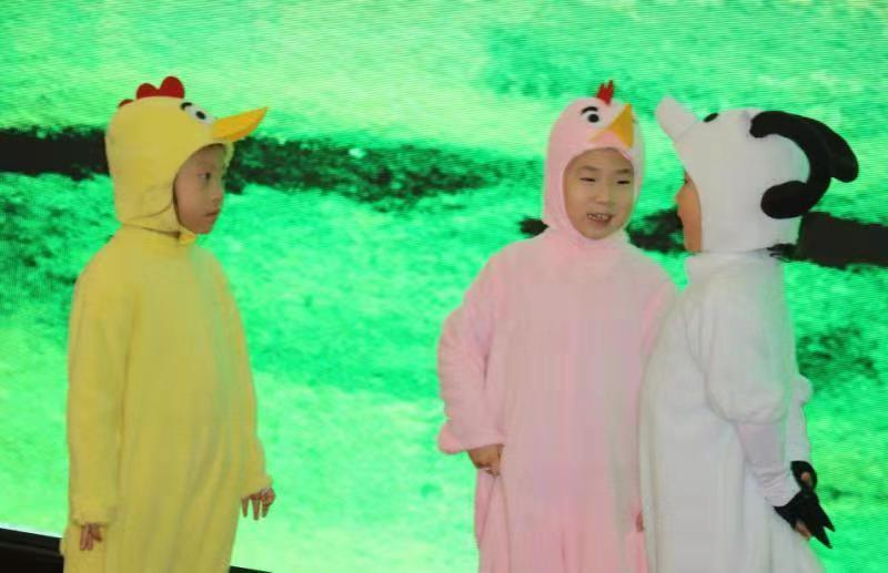 济南历下区保利华庭幼儿园首届童话剧巡演启幕
