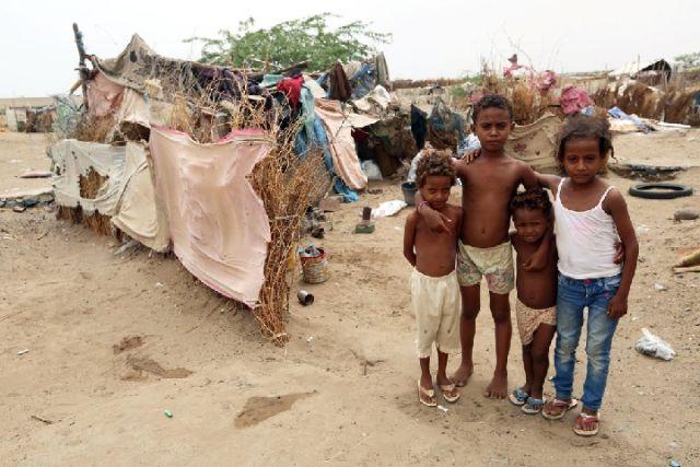 也门战乱 人道援助生命线堪忧