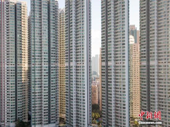 香港楼市转弱 多个二手楼盘减价逾100万港币售出