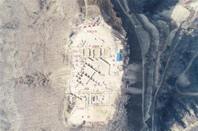 故宫的雏形?延安芦山峁遗址或是中国最早宫城