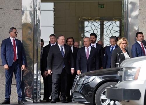 沙特敏感时刻与美签军售大单 蓬佩奥称降级美沙关系是错误