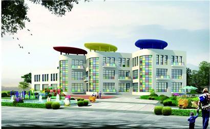 重庆南路99号配套幼儿园规划公示设6个班