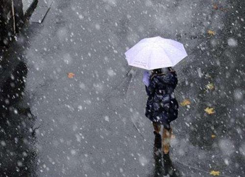 下周一起济南最低温开始跌破0℃!首雪或将伴雨而来