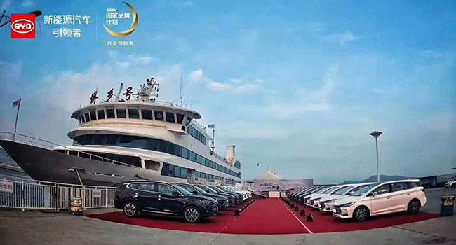 盛唐启航 宋达巅峰 王朝家族车型扬帆登程