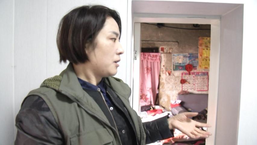 """泗水山区女童有了自己的""""温暖小屋"""""""