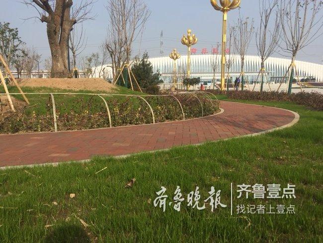 """济青高铁章丘北站不简单,还是个传统文化""""展览馆"""""""