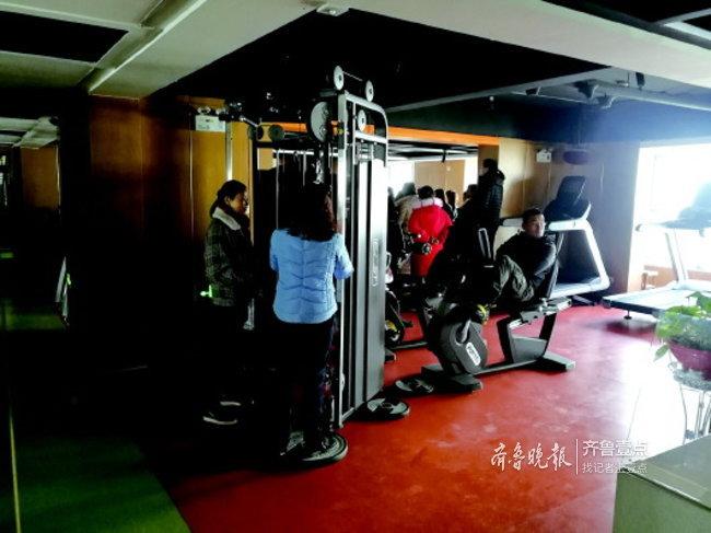 济南一健身房欠下租金60万被断水电,七百会员退卡难