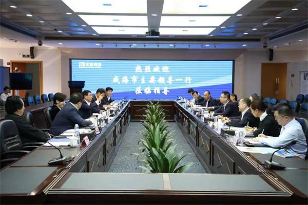 王鲁明率团赴香港开展经贸交流活动