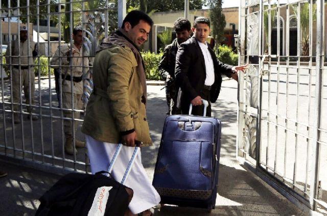 也门政府军与胡塞武装同意换俘