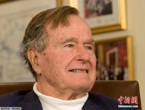 送别!美国今日为前总统老布什举行国葬 全国哀悼