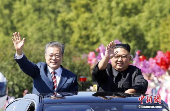 韩情报机构:金正恩回访韩国日期尚未敲定
