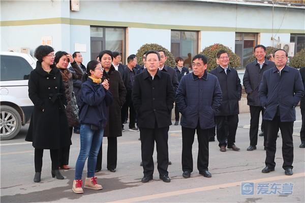 赵志远调研省级食品安全城市创建工作