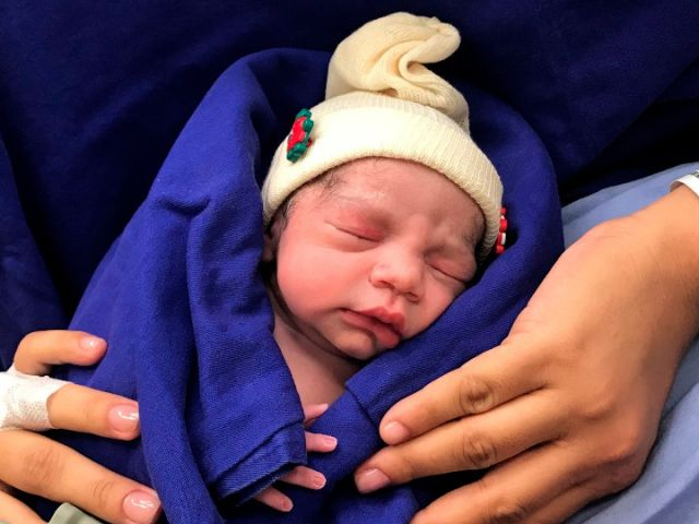 逝者捐子宫助巴西女子产女 全球首例