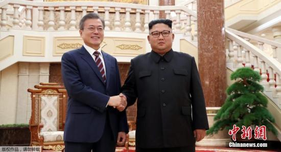 民调:逾六成韩国人欢迎金正恩访韩