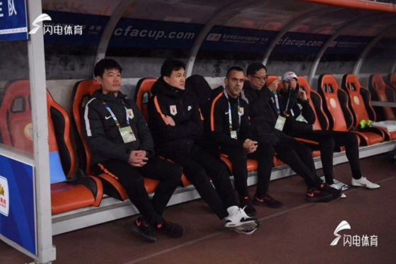 鲁能亚冠小组赛对手基本敲定 塔尔德利疑似正式告别