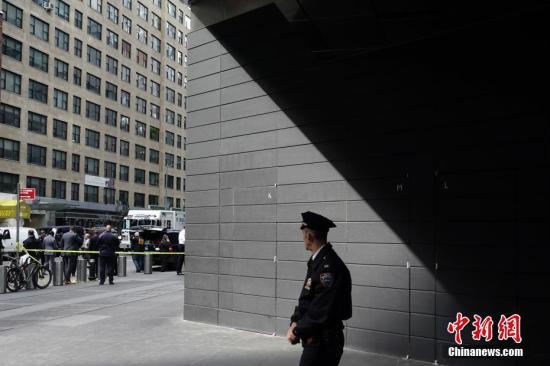 CNN接炸弹威胁电话紧急疏散 纽约警方:警报已解除