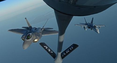 驻日美军机相撞事故已有2人获救 5人仍下落不明