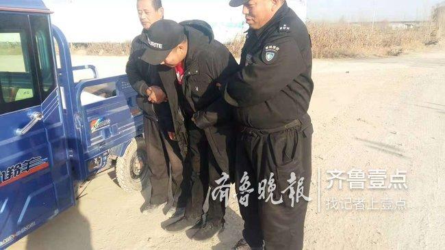 济南一建筑工人食物中毒腹痛难忍,保安驾车紧急送医