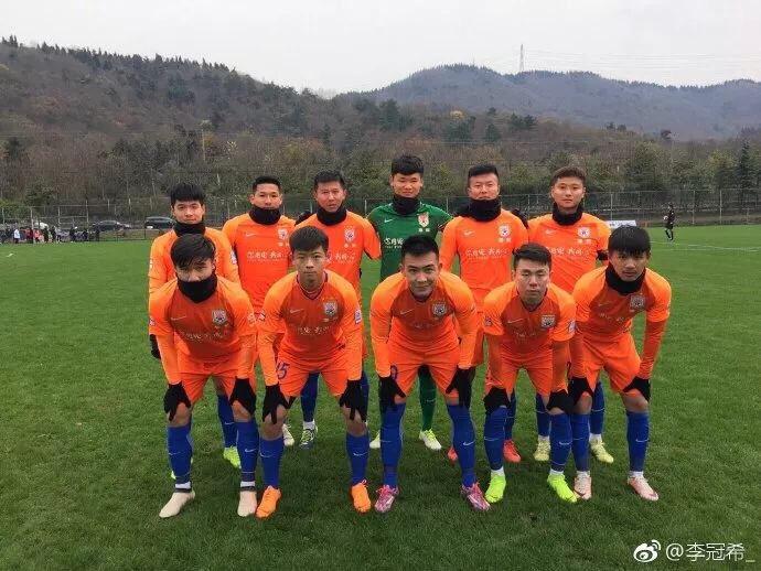 鲁能U23关键战1:0战胜上港 小组第一晋级
