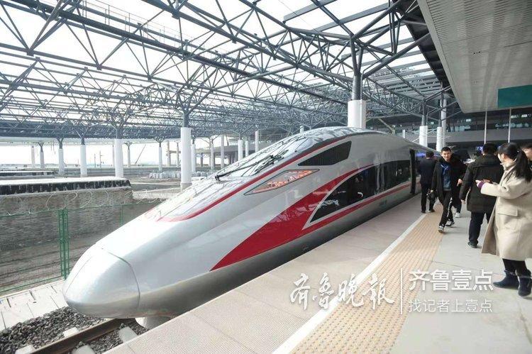济青高铁红岛站将与青岛机场站同时开通