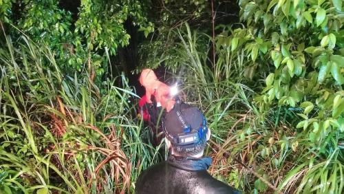 台湾一警察失踪深夜雨中被找回 疑遭同事殉职困扰