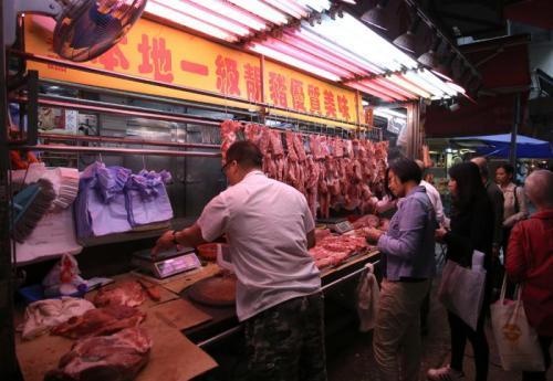 气温骤降带火香港餐厅生意 火锅店及冻肉铺门庭若市