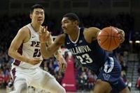 NCAA-王泉泽14+6率队终结16年魔咒 宾大力克卫冕冠军