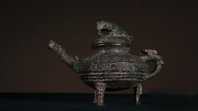 流失百年 圆明园青铜虎鎣返国 已划拨国度博物馆
