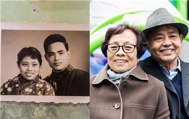 留住时光 山东金婚夫妇54年拍上万张照片