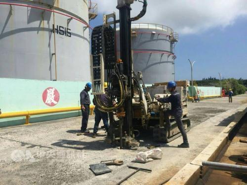 台湾企业:澎湖漏油对水土已无污染 可放心种植