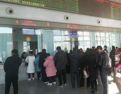 2019春运1月21日启动 聊城站暂不办理务工团体票