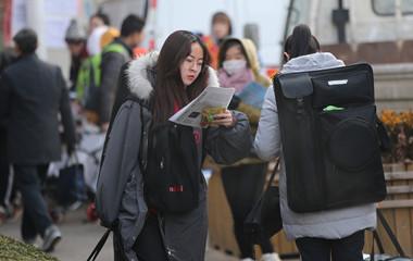 山东省美术统考开始 首次使用人脸识别防替考