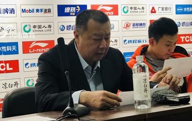 吴庆龙:劳森最快周日飞往山东