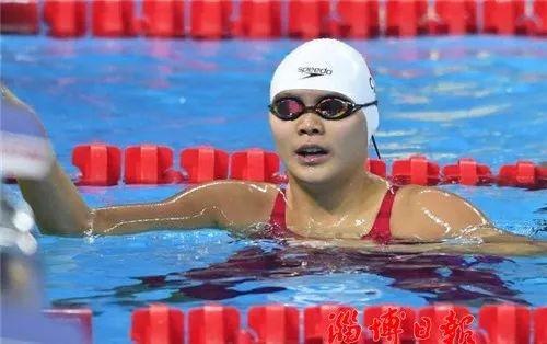 淄博游泳创造新纪录 杨浚瑄斩获游泳世锦赛金牌