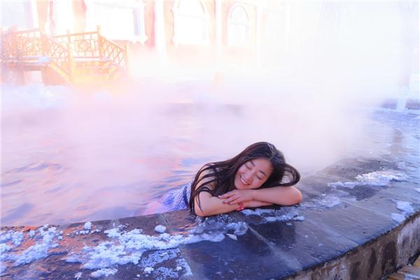 惊喜5-雪地温泉