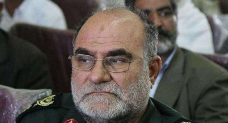 真的擦枪走火......一名伊朗将军不幸中弹身亡