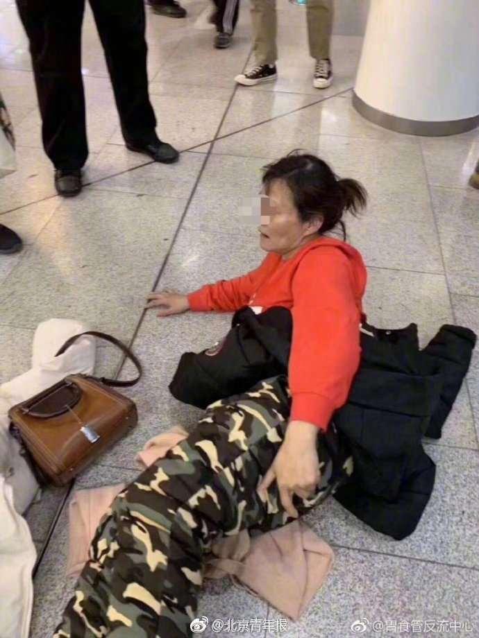 """北京""""西红门抢孩子事件""""涉事女子精神异常,已被送医"""