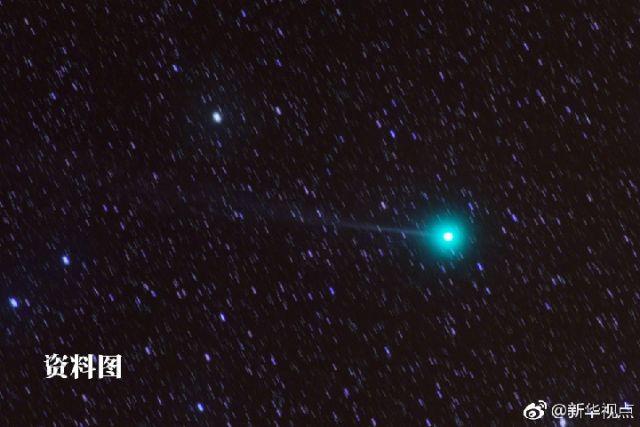 """年度最亮彗星来了!我国天文爱好者争睹""""天外来客""""风采"""