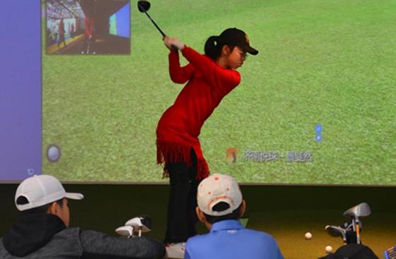 直通世界之星高尔夫锦标赛?济南小将有戏!