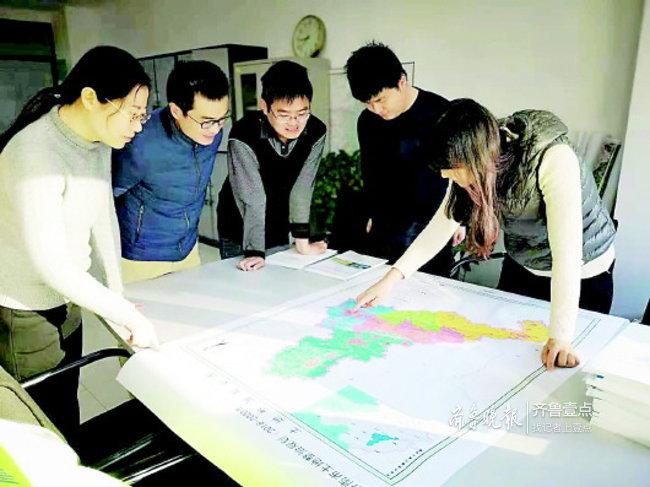 济南市土地整治规划获批,经过200多个日夜调研编制
