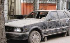 周村交警一天内查扣2辆违法上路报废车